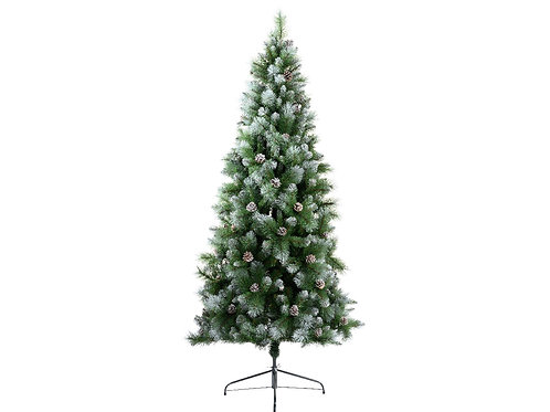 7ft Frosted Norwich Pine