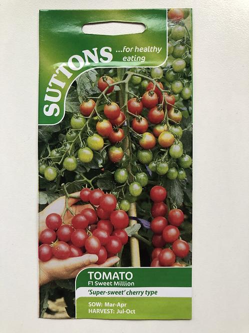 Tomato F1' Sweet Million'