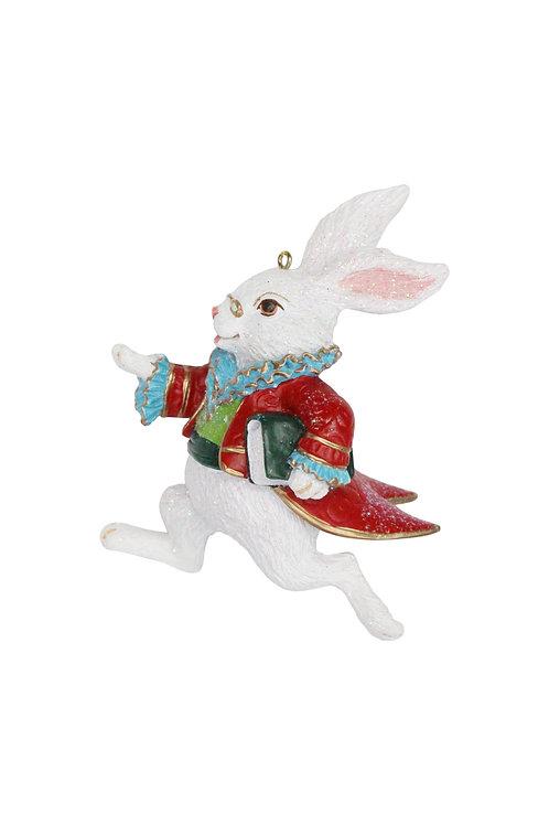 White Rabbit Decoration