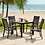 Thumbnail: Lifestyle Garden 4 Seater Panama Dining Set