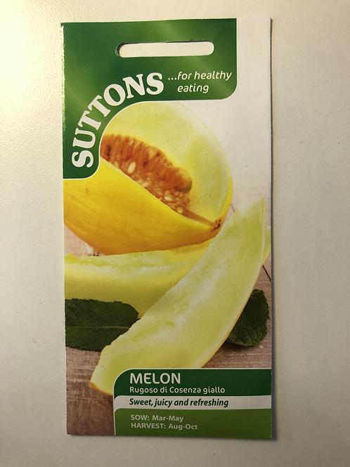 Melon 'Rugoso di Cosenza giallo'