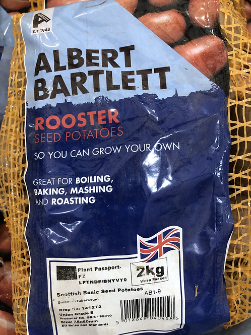 Albert Bartlett Rooster 2kg