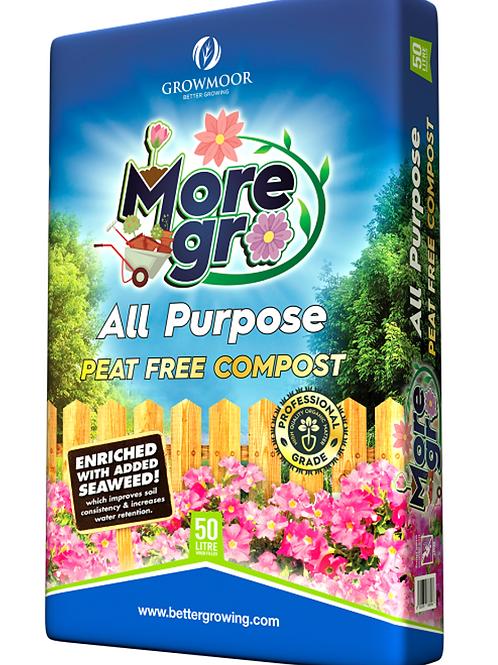 More Gro All Purpose Peat Free Compost
