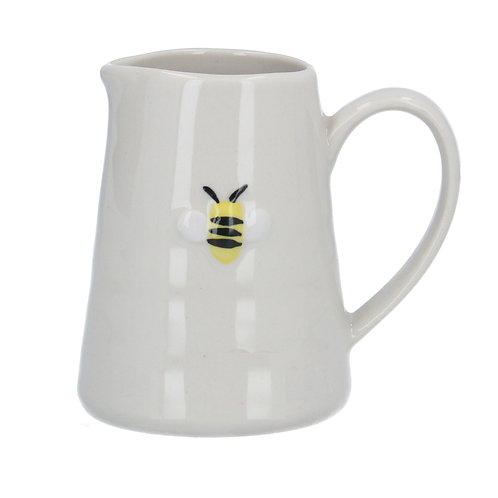 Ceramic Mini Jug with Bee
