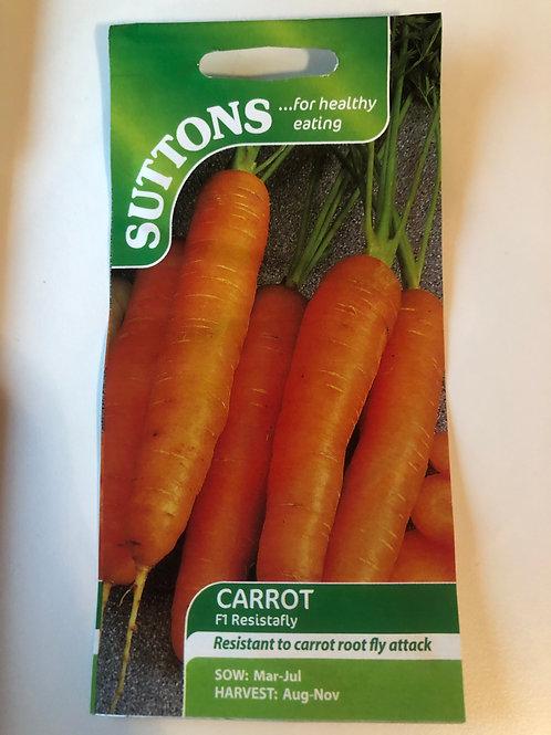 Carrot F1 'Resistafly'
