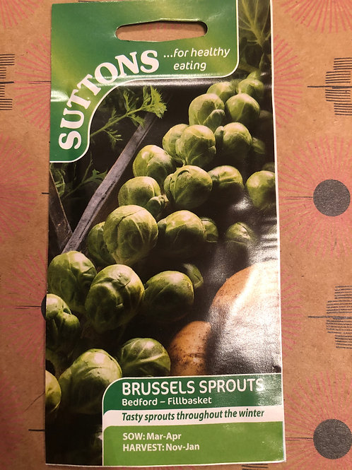 Brussels Sprouts Bedford- Fillbasket