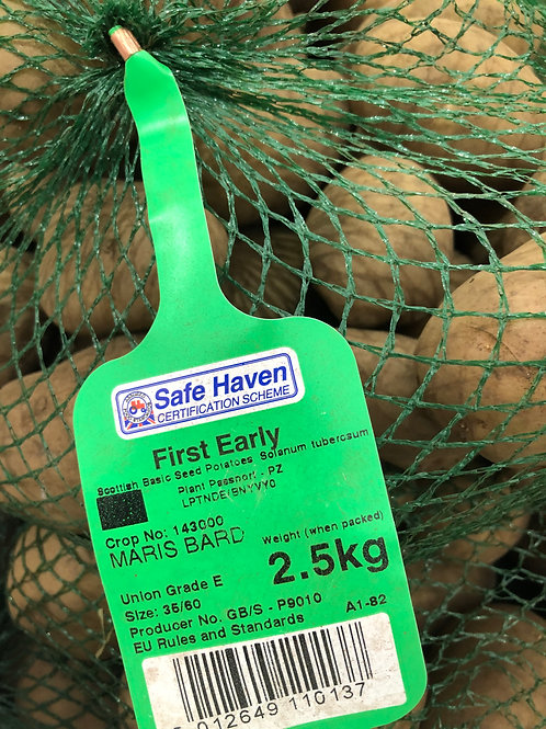 Maris Bard Seed Potato 2.5kg