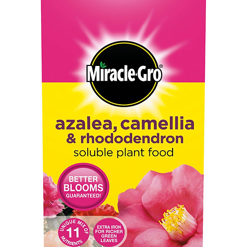 Miracle-Gro Azalea, Camellia and Rhododendron Soluble Plant Food