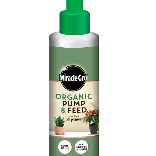 Miracle Gro Organic Pump and Feed 200ml