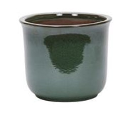 Windsor Glazed Planter Green 39cm