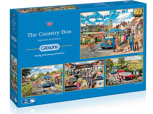 The Country Bus
