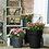 Thumbnail: Top Planter high living black 35cm