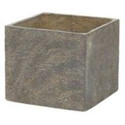 Cut Stone Cube 37cm