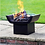 Thumbnail: Outdoor Metal Sussex Firepit