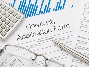 College Applications During Quarantine