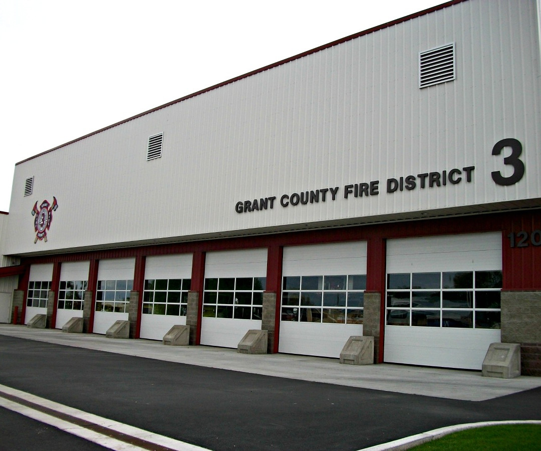 QUINCY FIRE STATION