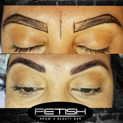 Microblading gives an instant, natural eyelift!! The proper shape for your eye shape and bone struct