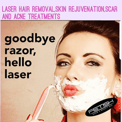 Ditch your razor and be hair free!!! No more razor bumps or irritation! Looking for a skin rejuvenat