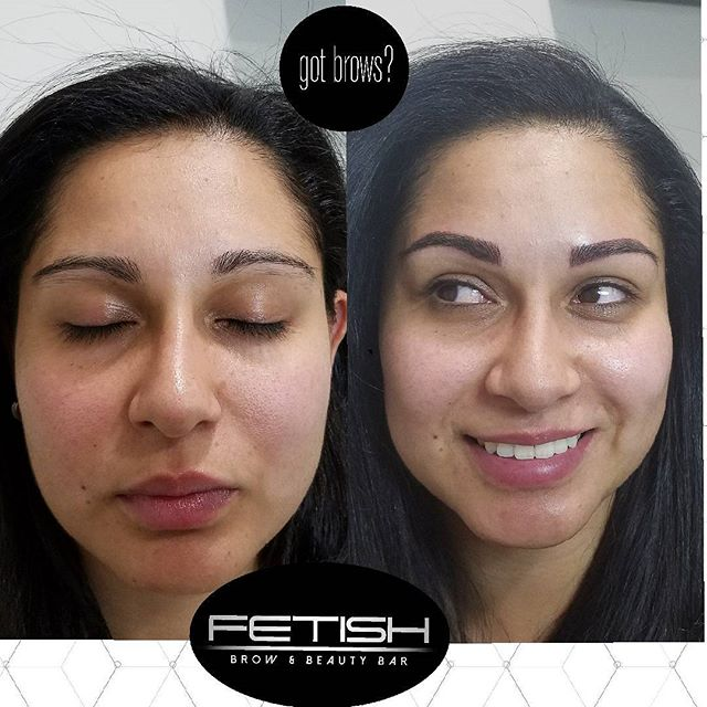 I think we have a satisfied customer here 👀👀👀👀👀 a lovely before and after for this beauty!! #tr