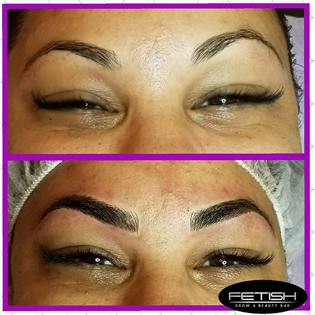 Microblading is a great way to even your brows! Some of us have a high brow, low brow situation.jpg