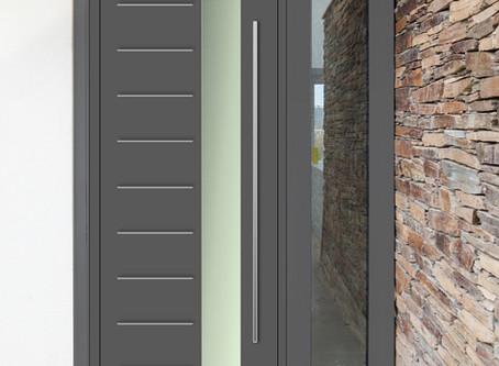 Considerations when choosing a new front door