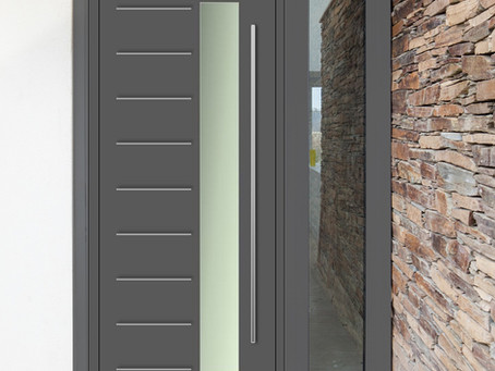 Considerations when choosing a new front door