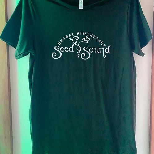 Seed Sound T-shirt - Dark Grey - Size 2XL