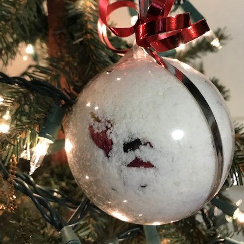 CBD Bath Bomb Ornament