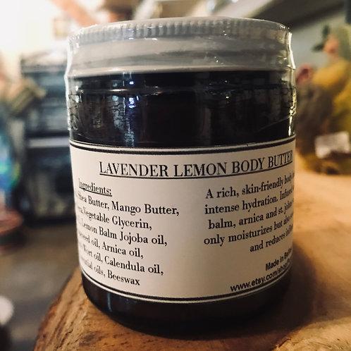 Lavender Lemon Body Butter