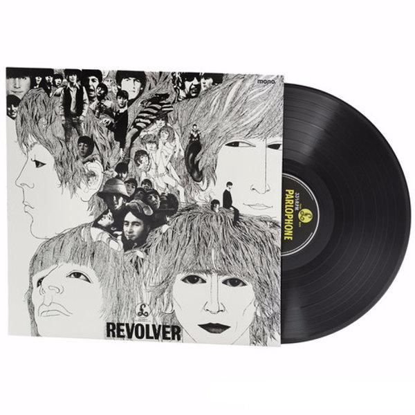 BEATLES - REVOLVER (MONO) LP
