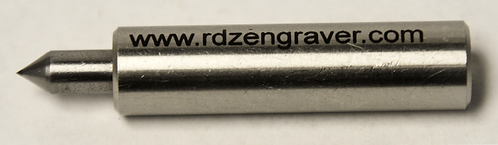 "1/2""   90 degree Diamond tip stainless steel Drag Engraving tool b"