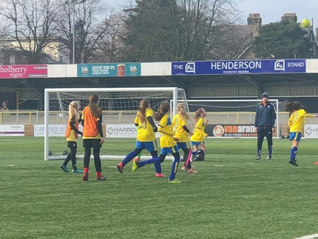 AN UPDATE FOR 'NON-ELITE' FOOTBALL IN ENGLAND FOLLOWING LATEST COVID-19 RESTRICTIONS