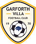 Garforth Villa Football Club Logo