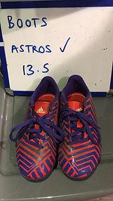 Astros (13.5)