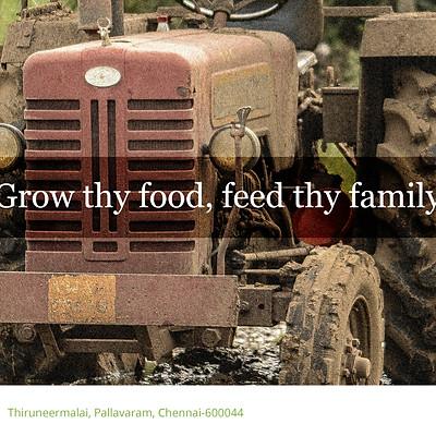 Thiru Farming | Promotion