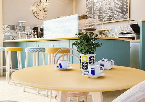 Rustic Cafe V3