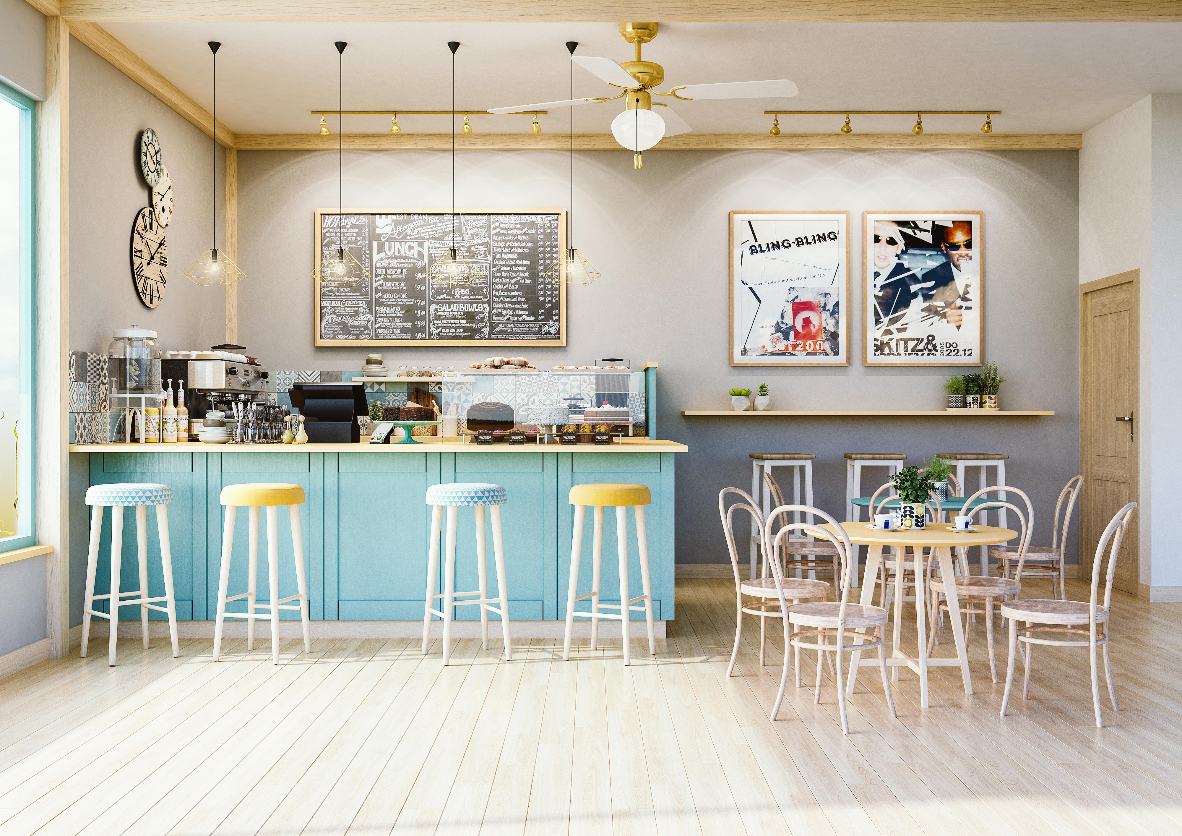 Rustic Cafe V1