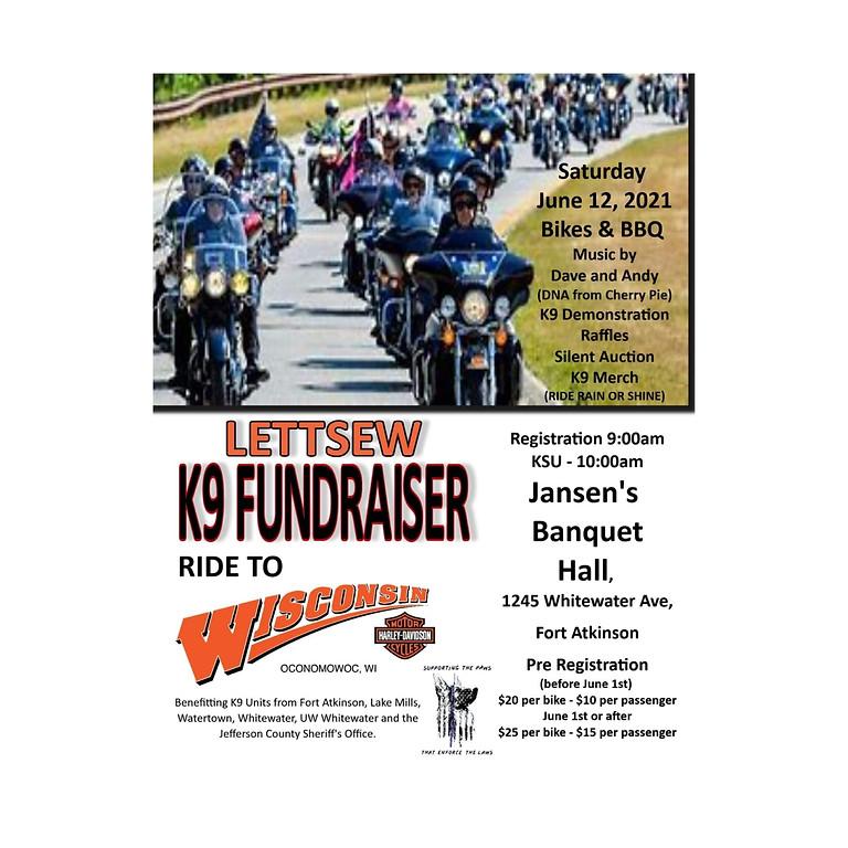 Ride to Harley Davidson
