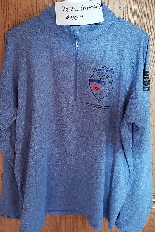 1/2 Zip Pullover (Men's)