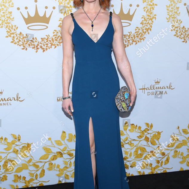 Alicia Witt styled by Payton Dale
