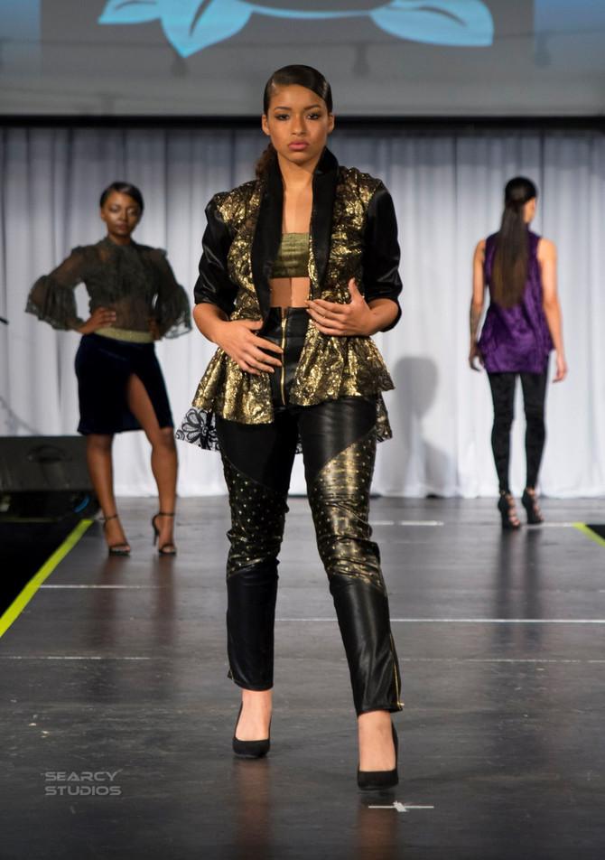 Elegant Ladies Fashion Show