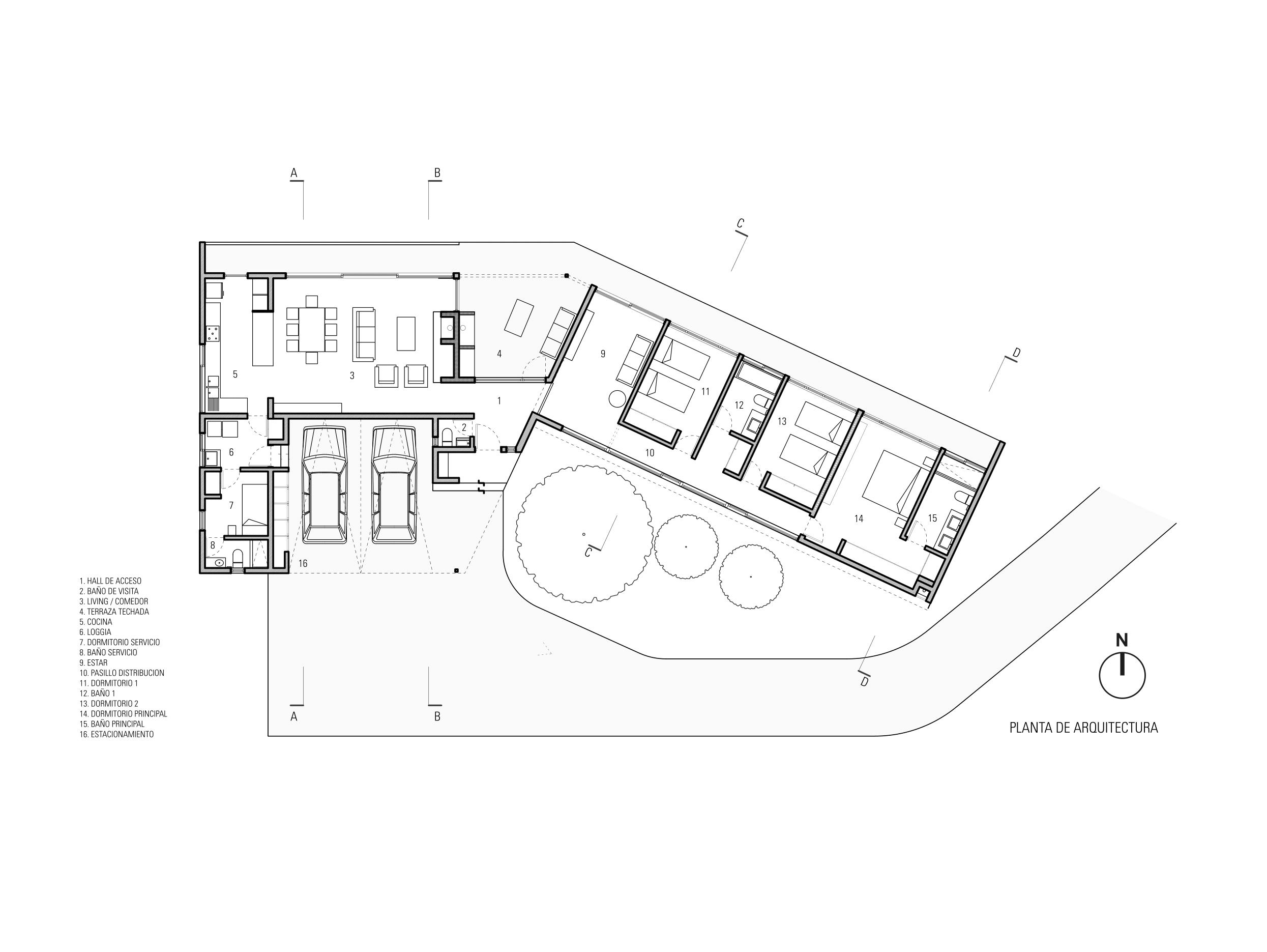 Arquitectura BJ