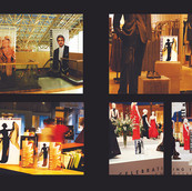 Environmental Graphics and Promotional Materials for the Gala Opening of the Reneé and Henry Segerstrom Concert Hall