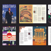 Corporate Magazine Design, Chase Manhattan Bank