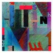 """""""I Think It's Me"""" 1985, Mixed Media, 12""""x12"""""""