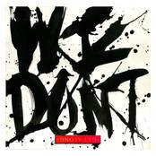 """We Don't Get Along"" 1985, Mixed Media, 12""x12"""