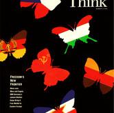 IBM Corporate Magazine, Cover and Interior redesign