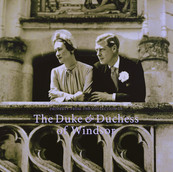 Duke and Duchess of Windsor, Sale Poster, Sotheby's