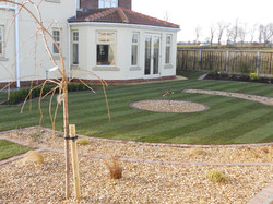 Garden and Extension