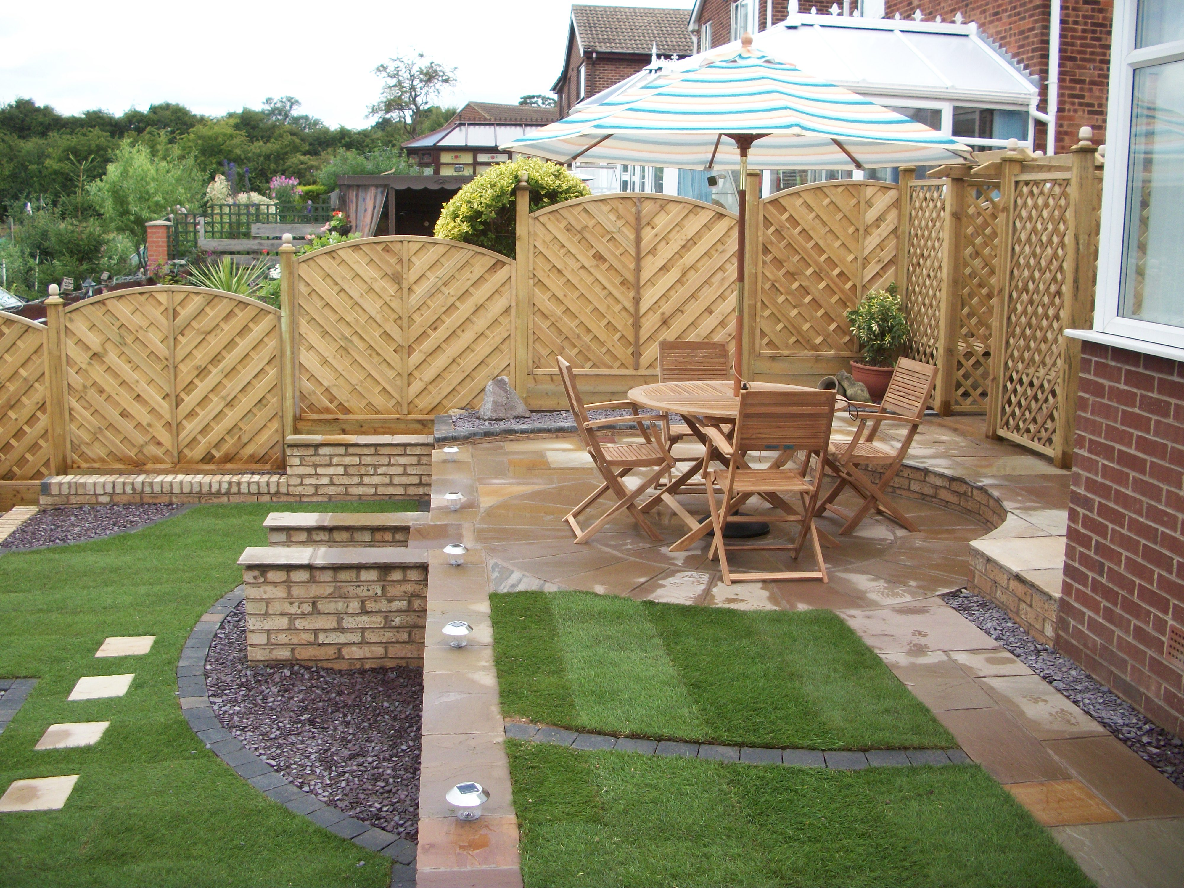 ASC Groundworks. Landscaping and Garden Services. Rotherham - Barnsley